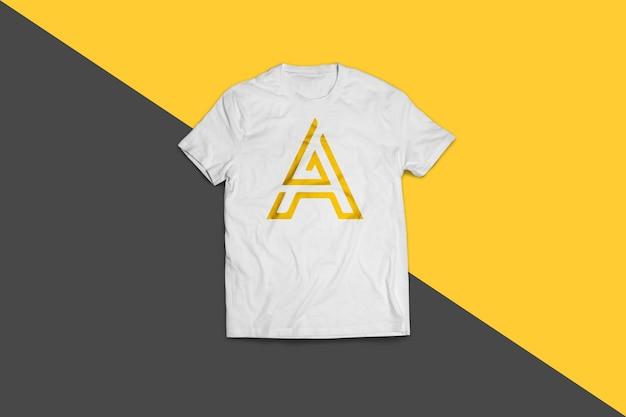 T-shirt mockup design
