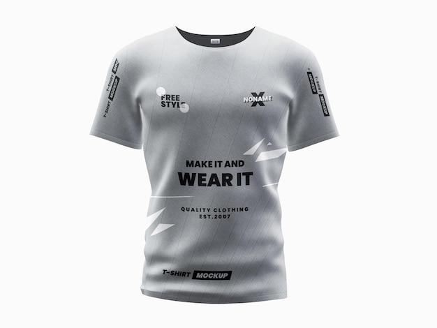 T-shirt mockup vorlage