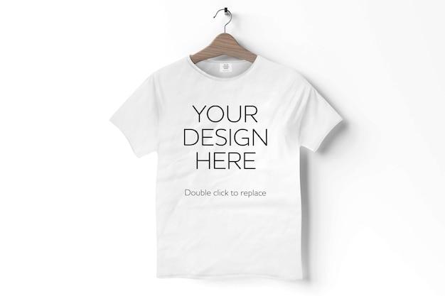 T-shirt-modell-rendering