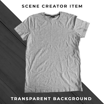 T-shirt objekt transparente psd