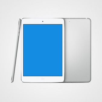 Tablet mock-up-design