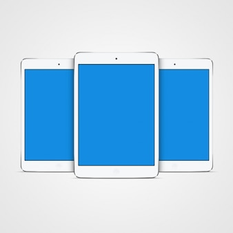 Tablet mock-up-design