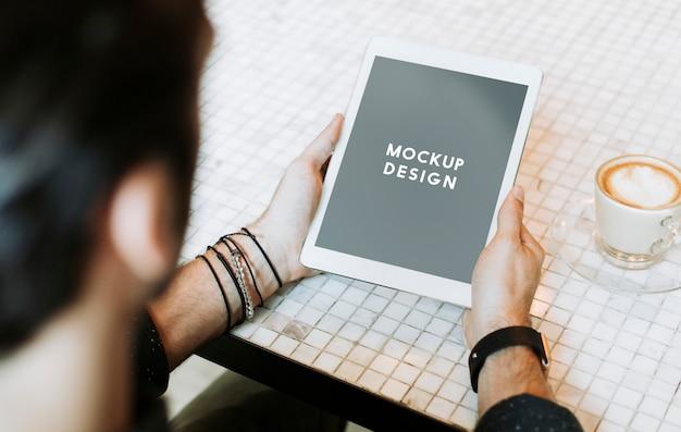 Tablet-modell