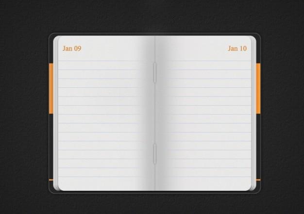 Tagebuch psd