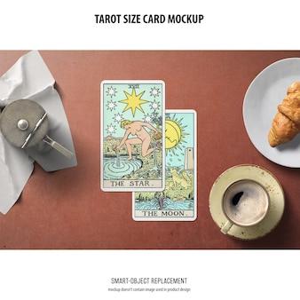 Tarot-karten-modell