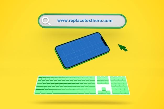 Telefon-website