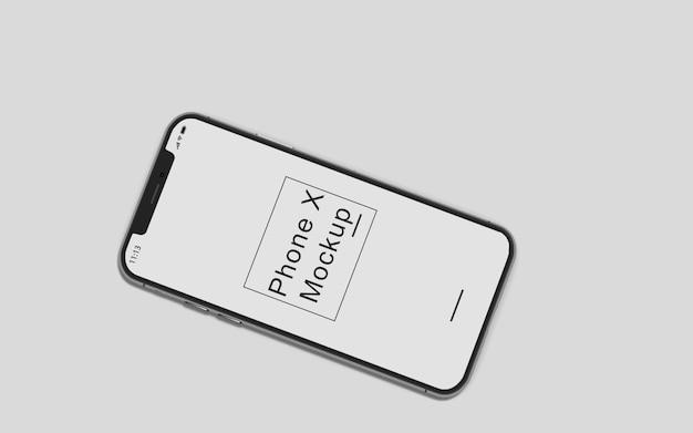 Telefon x mockup