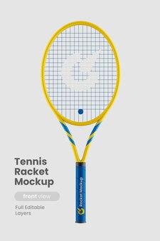 Tennisschläger-modell