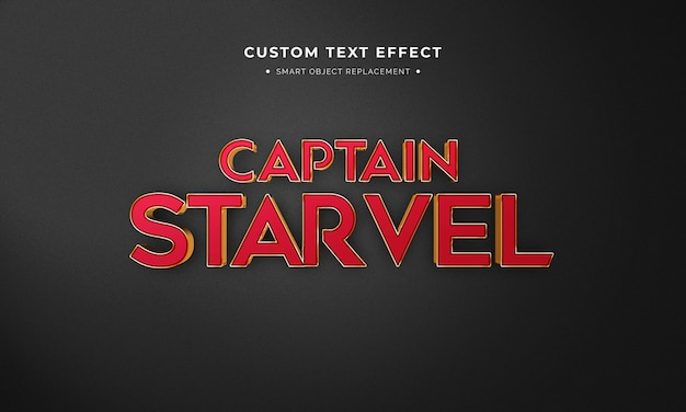 Textart des superheldfilmes 3d