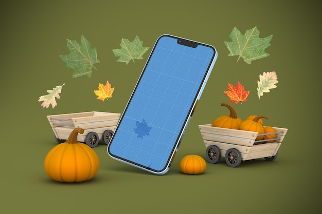 Thanksgiving-telefon 13