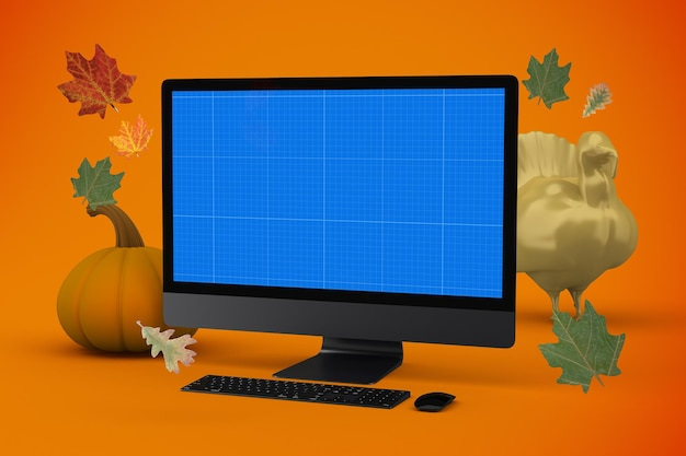 Thanksgiving-website-modell