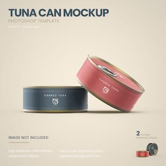Thunfischdosen-modell