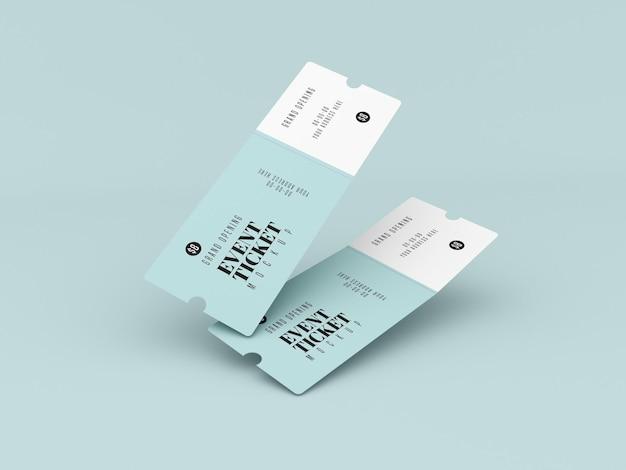 Ticketmodell für die eröffnungsveranstaltung