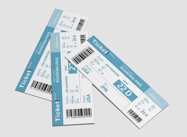 Ticketmodell