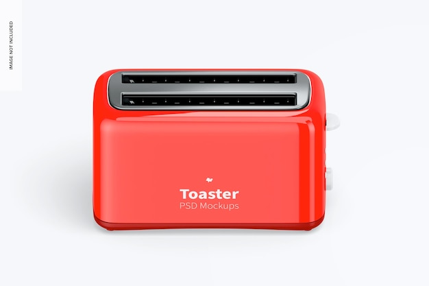 Toaster-modell, isometrische ansicht