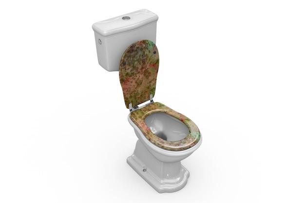 Toilettenmodell