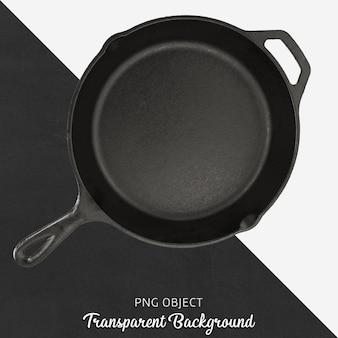 Transparente guss grillpfanne