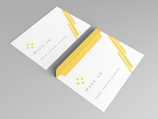 Umschlagmodell-design