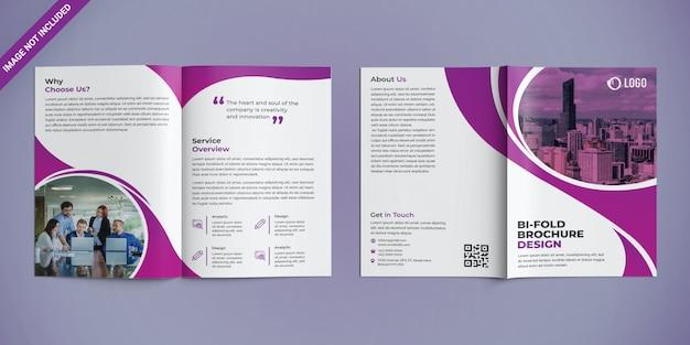 Unternehmensbroschüre broschüren vorlage