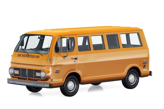 Utility van 1968 modell