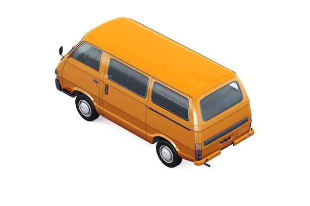 Utility van 1974 modell