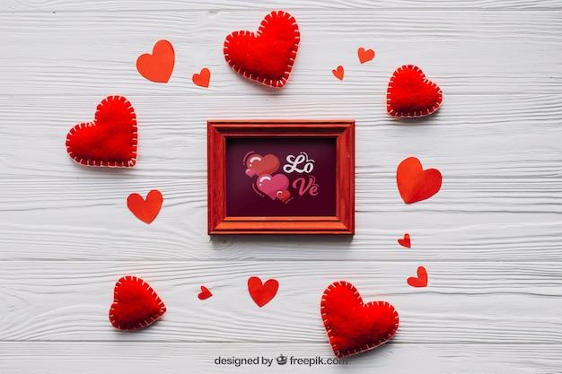 Valentine elemente und rahmenmodell