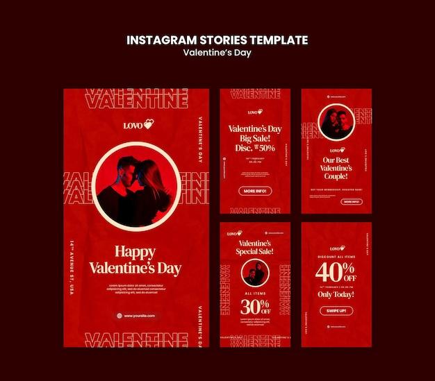 Valentinstag instagram geschichten