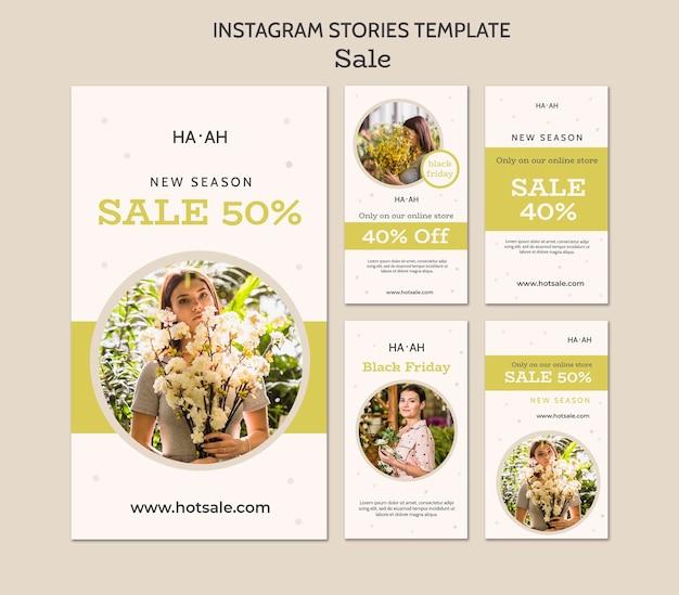 Verkaufsangebot instagram geschichten vorlage
