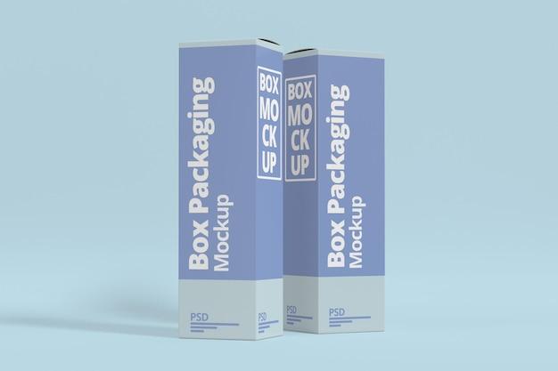 Verpackungsmodell für boxständer