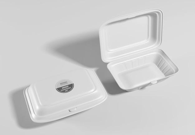 Verpackungsmodell für lebensmittelverpackungen