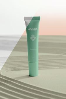 Verpackungsmodell für schönheitspflegeprodukte