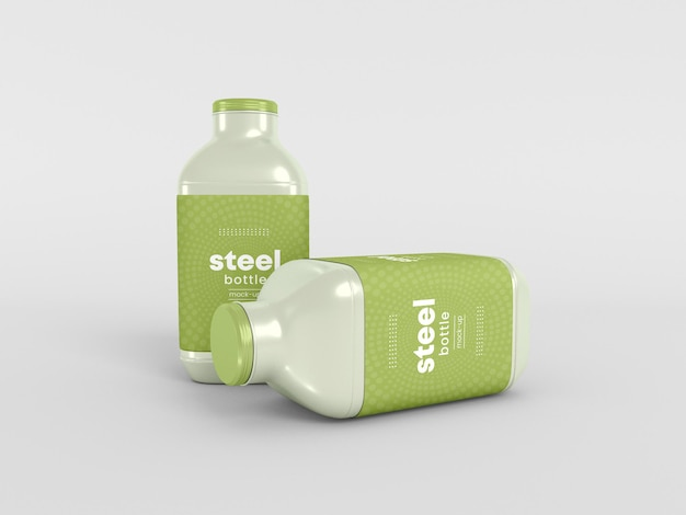 Verpackungsmodell für stahlflaschen
