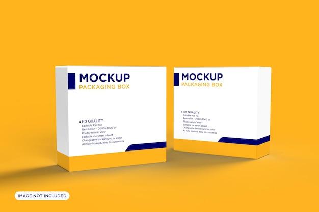 Verpackungsmodellbox