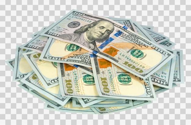 Viel geld isoliert