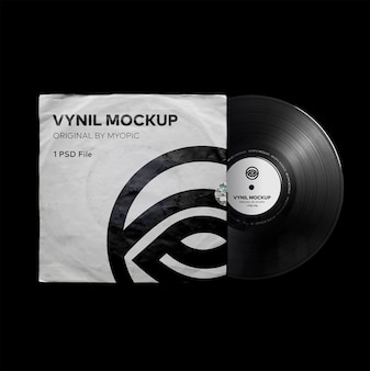 Vinyl-modell
