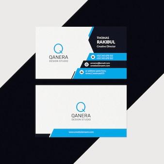 Visitenkarte-design