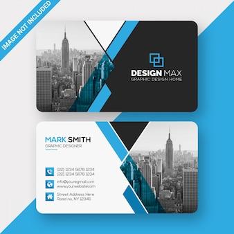 Visitenkarte-schablonen-design