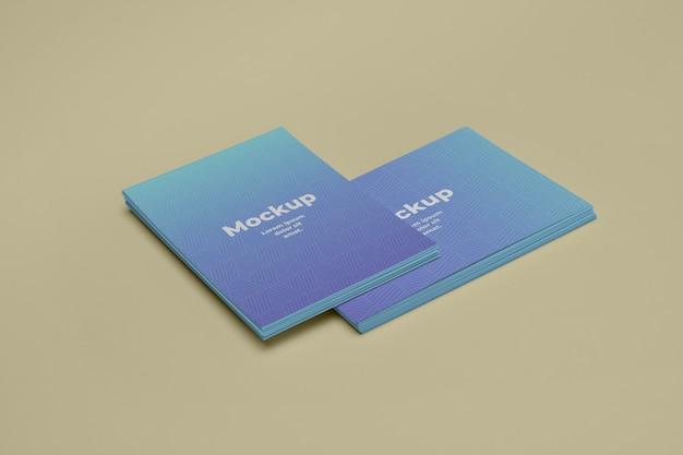 Visitenkarten-design-modell Premium PSD