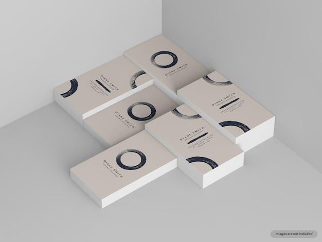 Visitenkarten-modell
