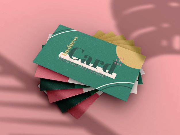 Visitenkarten-modellvorlage