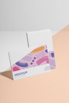 Visitenkartenmodell m