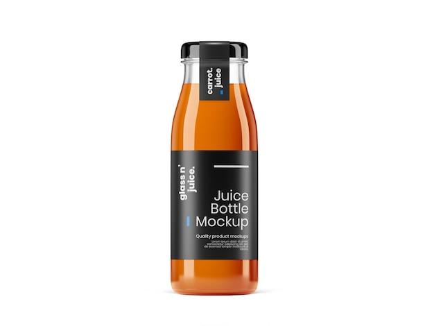 Vorlage für saftflaschen-modelle