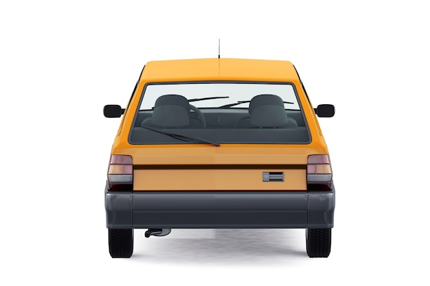 Wagenkombiauto 1984 modell