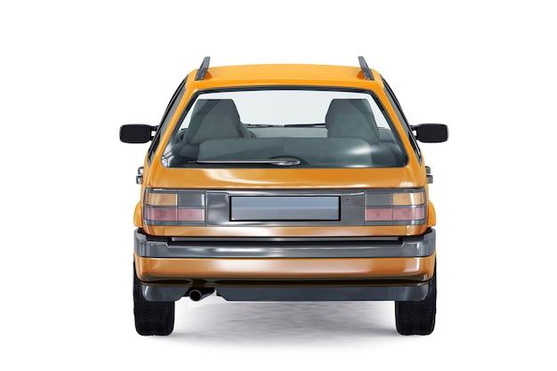 Wagenkombiauto 1987 modell