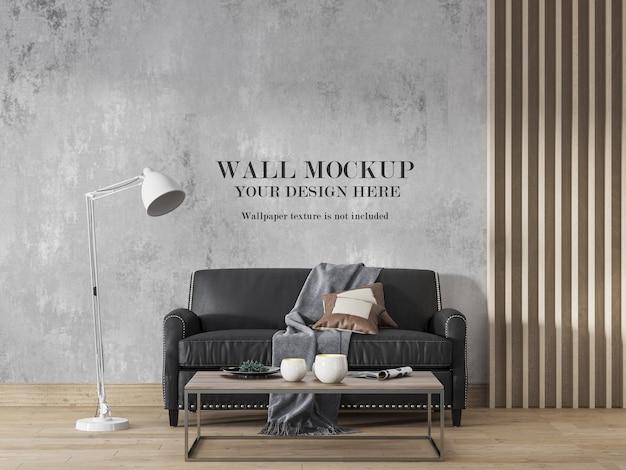 Wandmodell fügen sie ihr eigenes wandkunstdesign hinzu