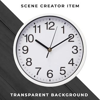 Wanduhr objekt transparente psd