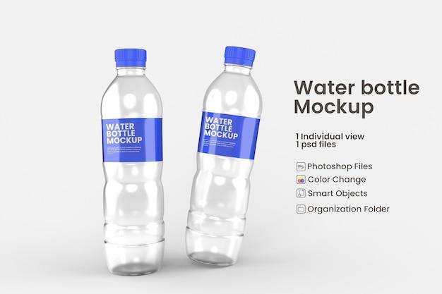 Wasserflaschenmodell