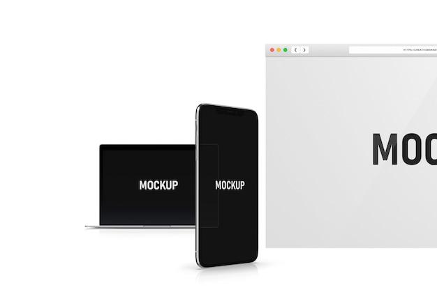 Web showcase-modell