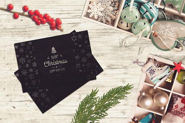 Weihnachtsacard-sammlung