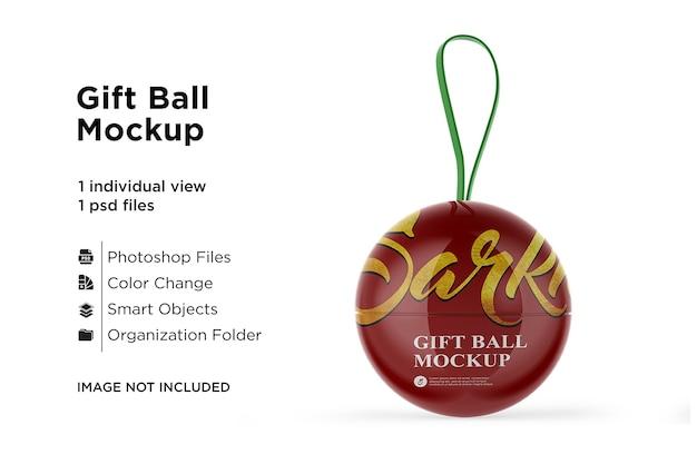 Weihnachtsball modell